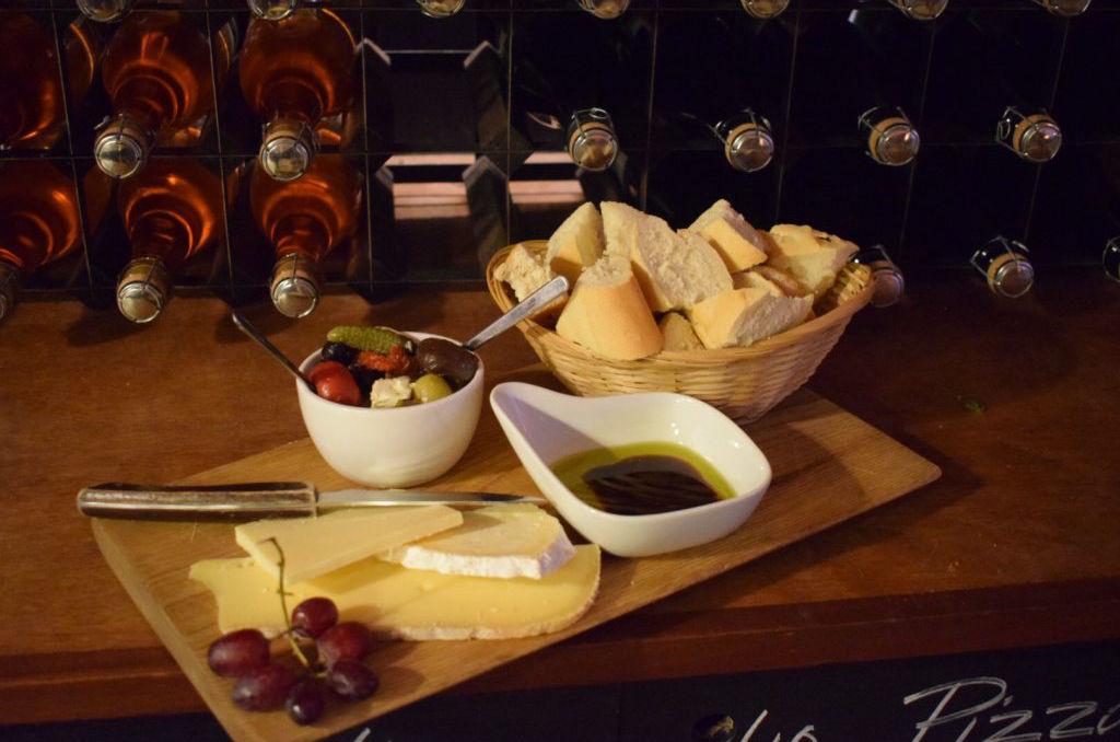 Tapas and Wine at Topsham Cellar